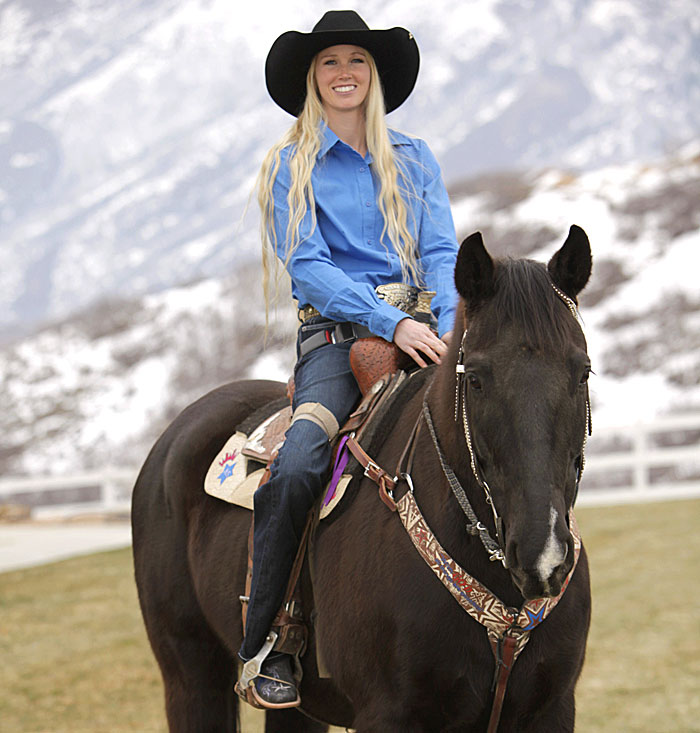 Amberley Snyder Gets The Vote Western Horseman