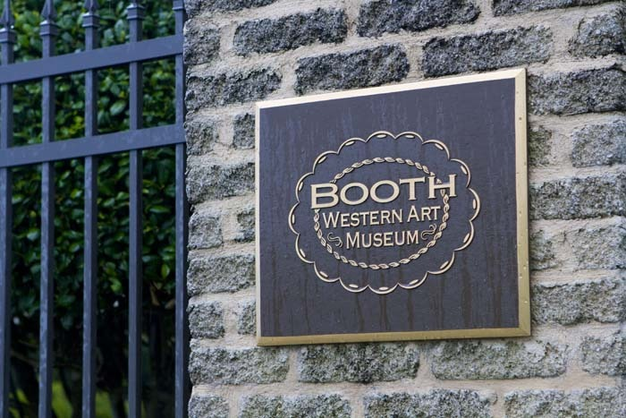 150417 Booth Museum sign