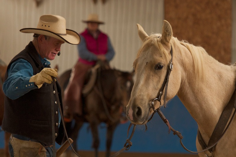 Buster McLaury clinic