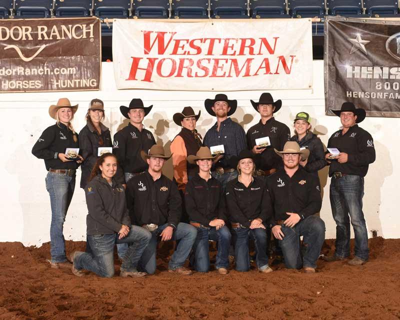 TX Tech team 15 SHOT