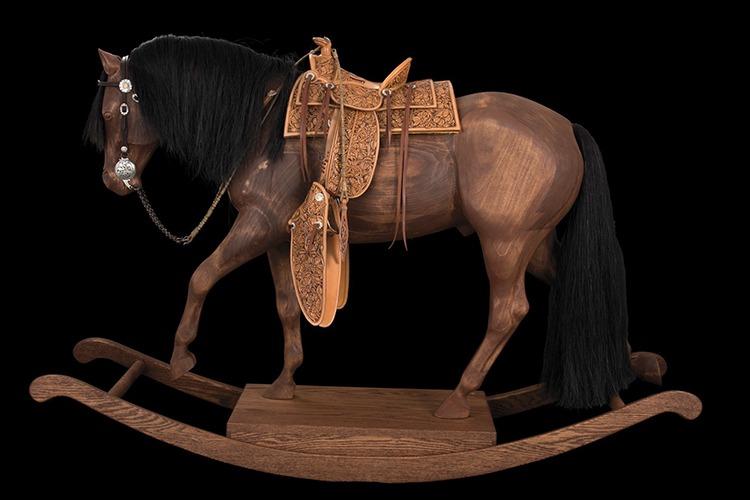 Willemsma Rocking horsea