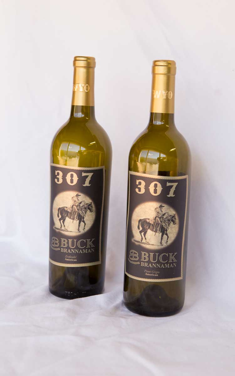 Weston Wineries Buck Brannaman blend