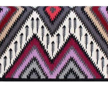 Yucca Flats Hand-woven saddle pad