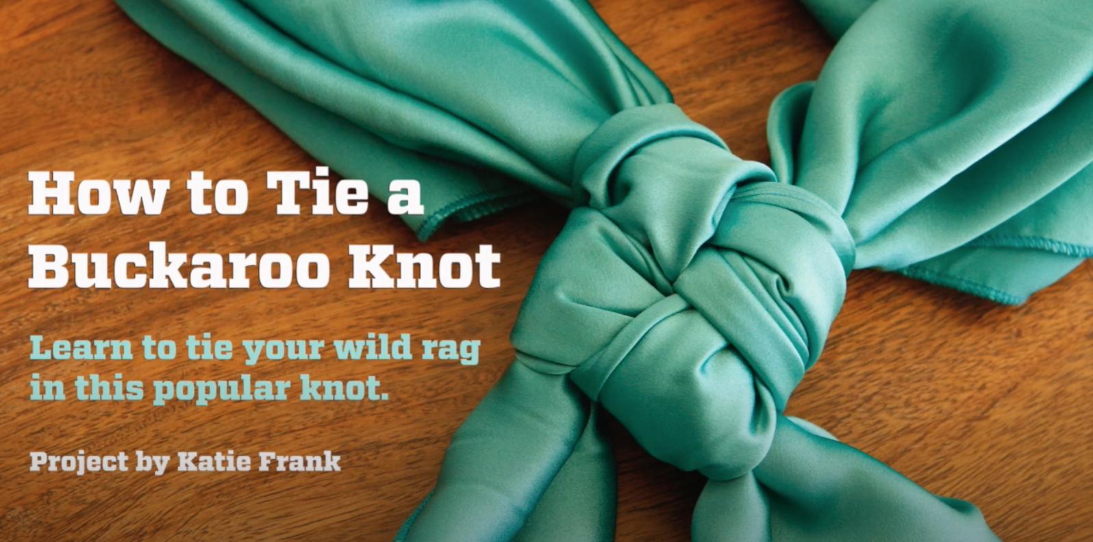 buckaroo knot