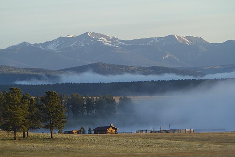 cabin Lonesome Dove