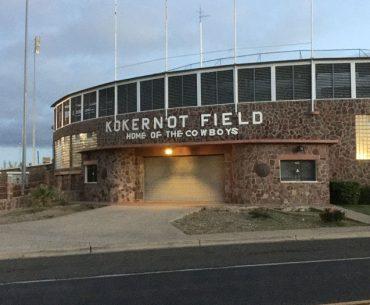 Kokernot Field