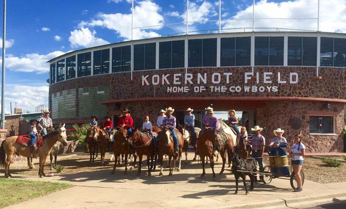 Kokernot cowboys