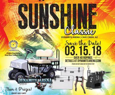 Dynamite AZJackpot SunshineClassic 2018