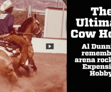 Al Dunning and the ultimate cow horse