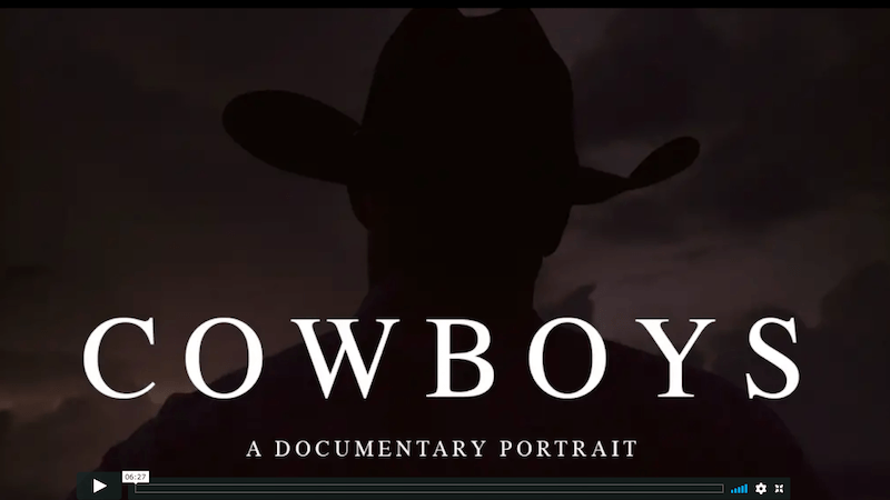 Cowboys movie trailer