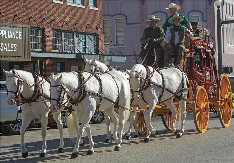 Cartwright Stagecoach