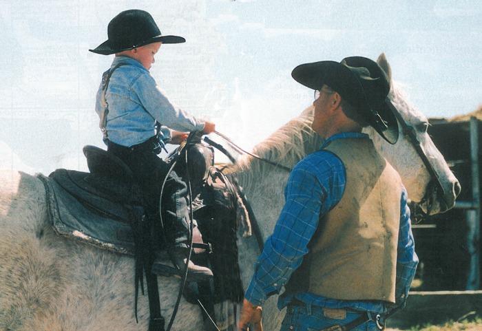 Brock and Cody Crockett