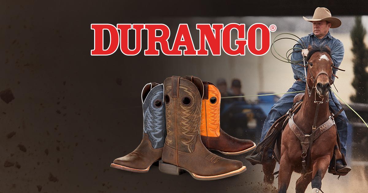 Durango Boots Luke Brown