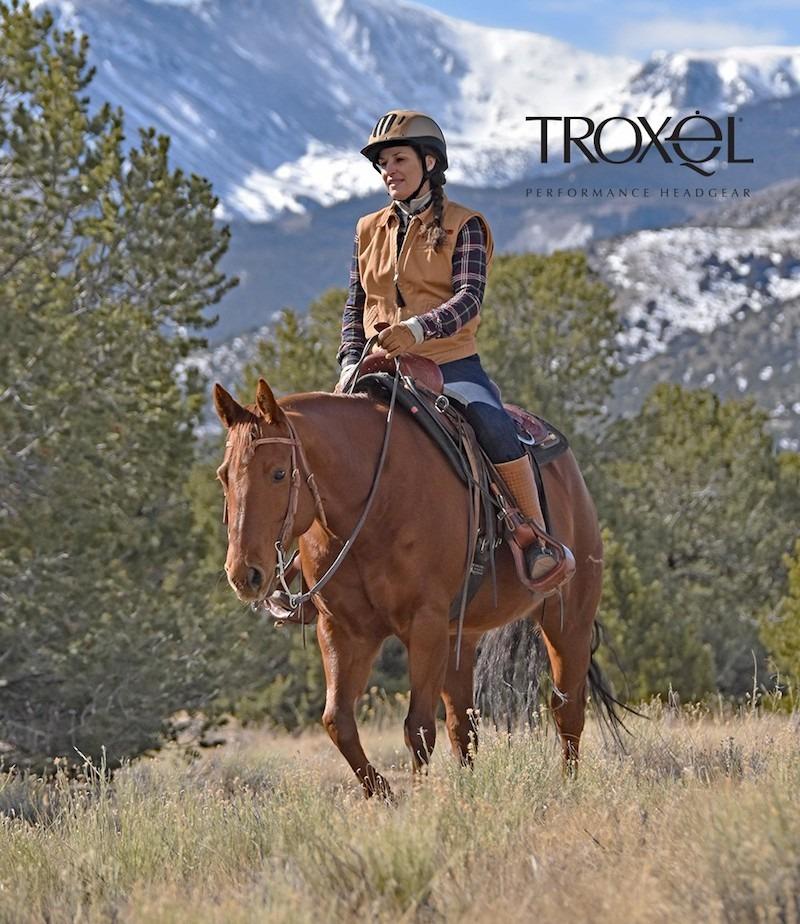 Troxel Sierra Tan Julie Goodnight Front