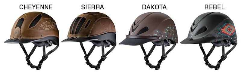 Troxel Trail Helmets