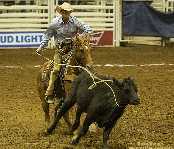 Ky Fuston of the Matador Ranch won the Top Hand award.