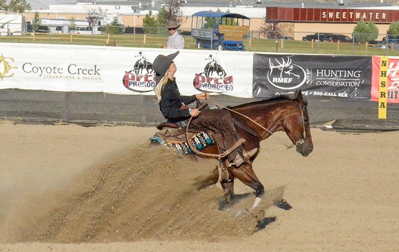 Texi Buttars National High School Finals Rodeo