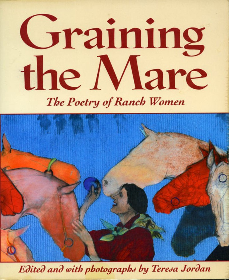 Graining the Mare