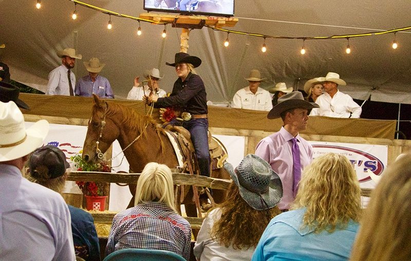Twenty nine proven ranch horses and prospects were auctioned at the Legacy Ranch Horse Sale.
