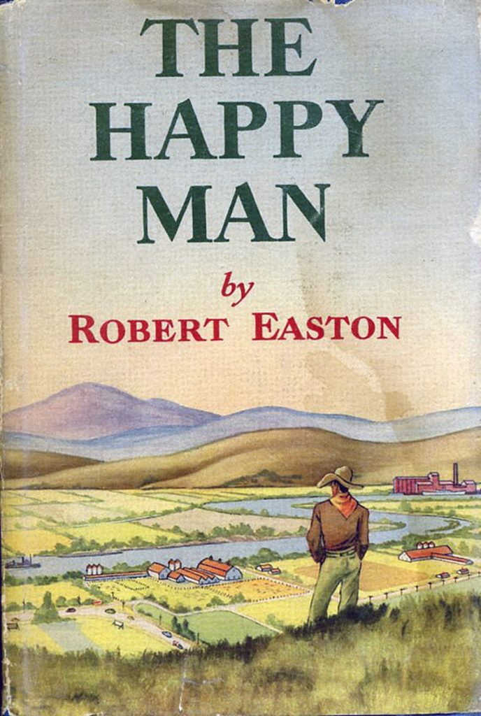 The Happy Man by Robert Easton