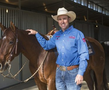 Jake Telford romal reins tools of the trade