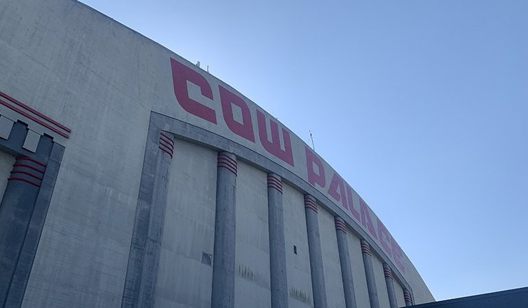 Cow Palace Coliseum