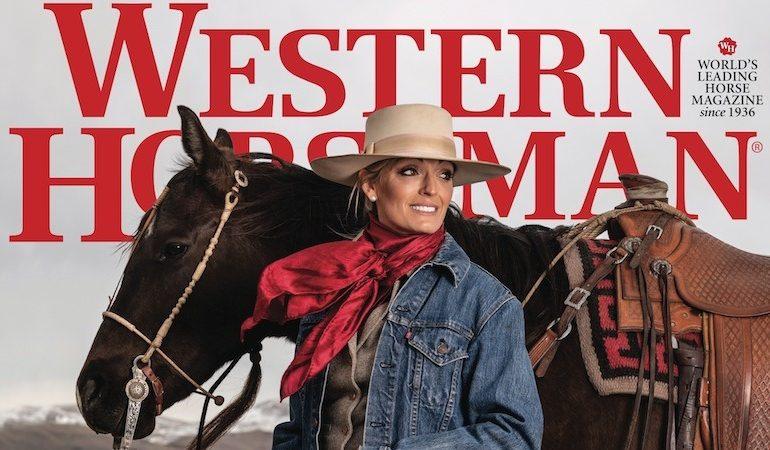 Western Horseman December 2018 Cover