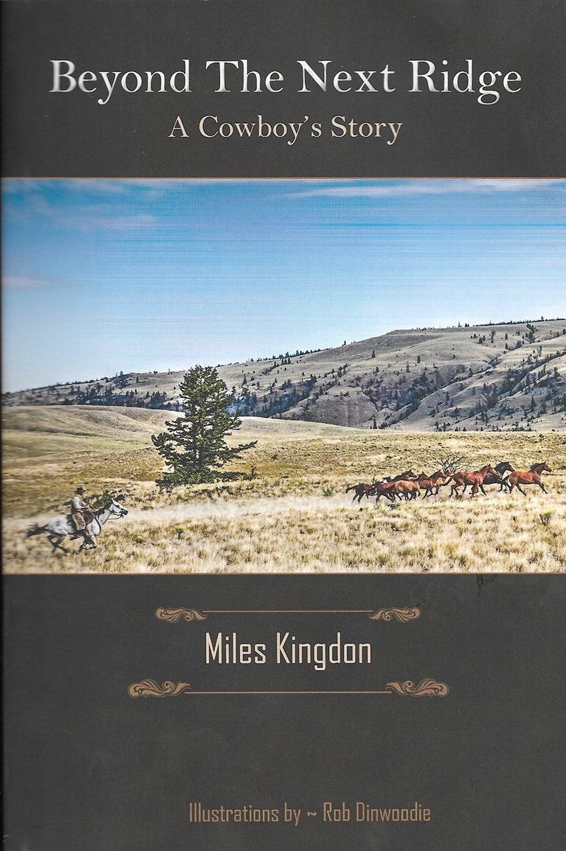 Beyond the Next Ridge book cover