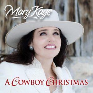 Singer Mary Kaye Cowboy Christmas CD cover