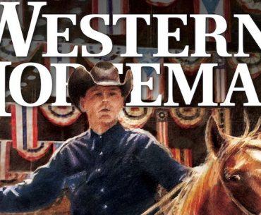Western Horseman January Cover