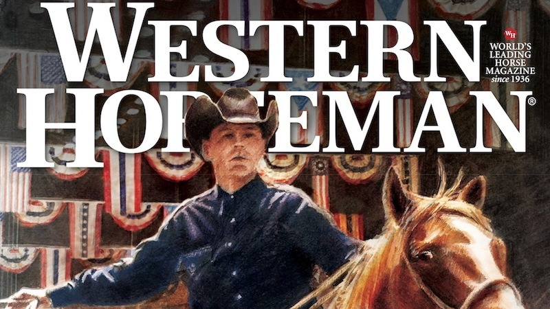 January 2019 Issue Table Of Contents Western Horseman