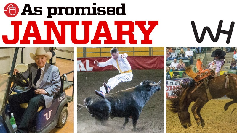 As Promised in January issue of Western Horseman magazine