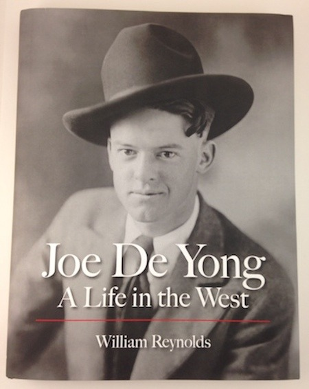 Jo De Yong book cover