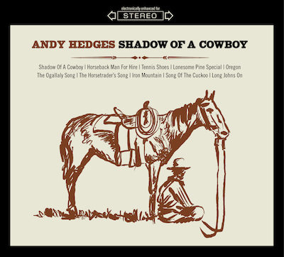 """Shadow of a Cowboy"" album front cover"