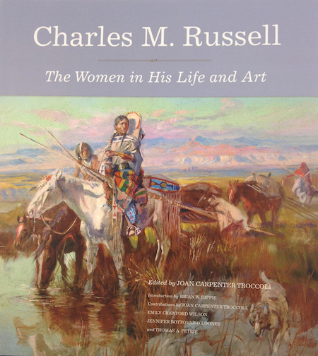 Cover of book about Charles Russell