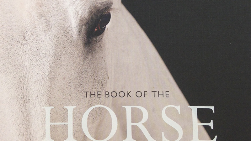 Book of the Horse cover