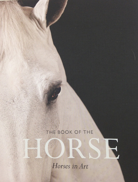 Book of the horse book cover