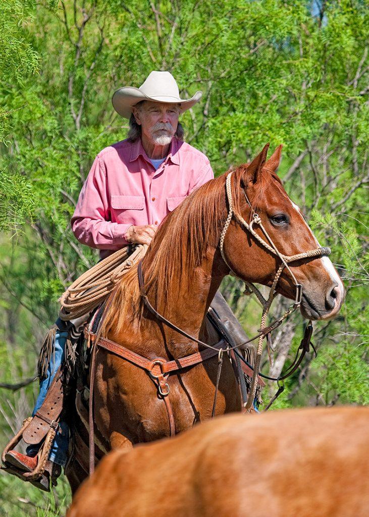 2019 Western Horseman Award Winner Buck Taylor Western