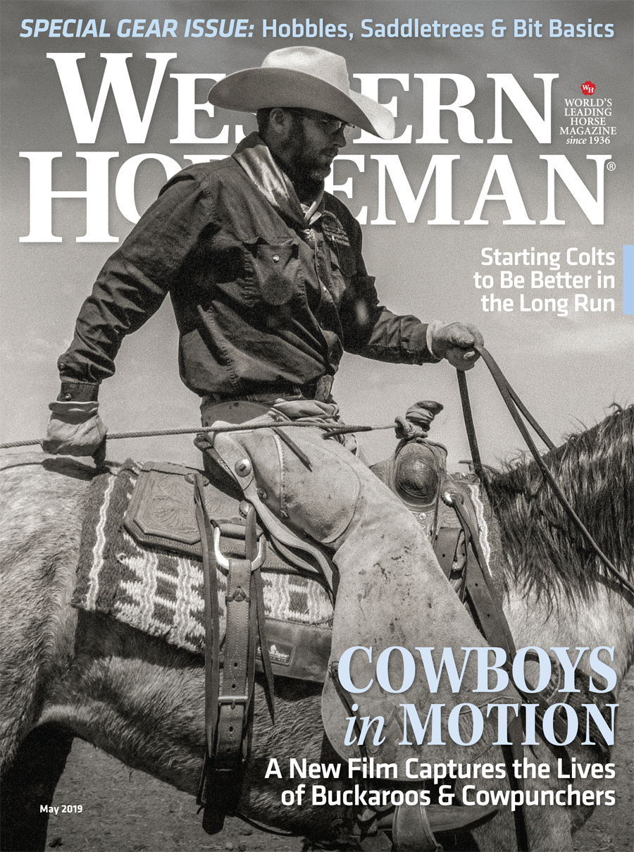 May 2019 Issue Table Of Contents Western Horseman