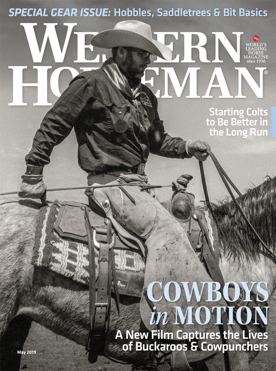 Western Horseman Magazine May 2019 Cover