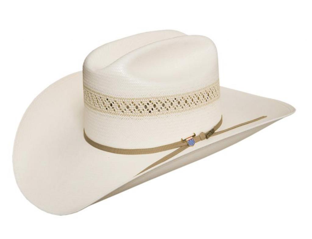 Resistol 10X Wildfire Straw Hat