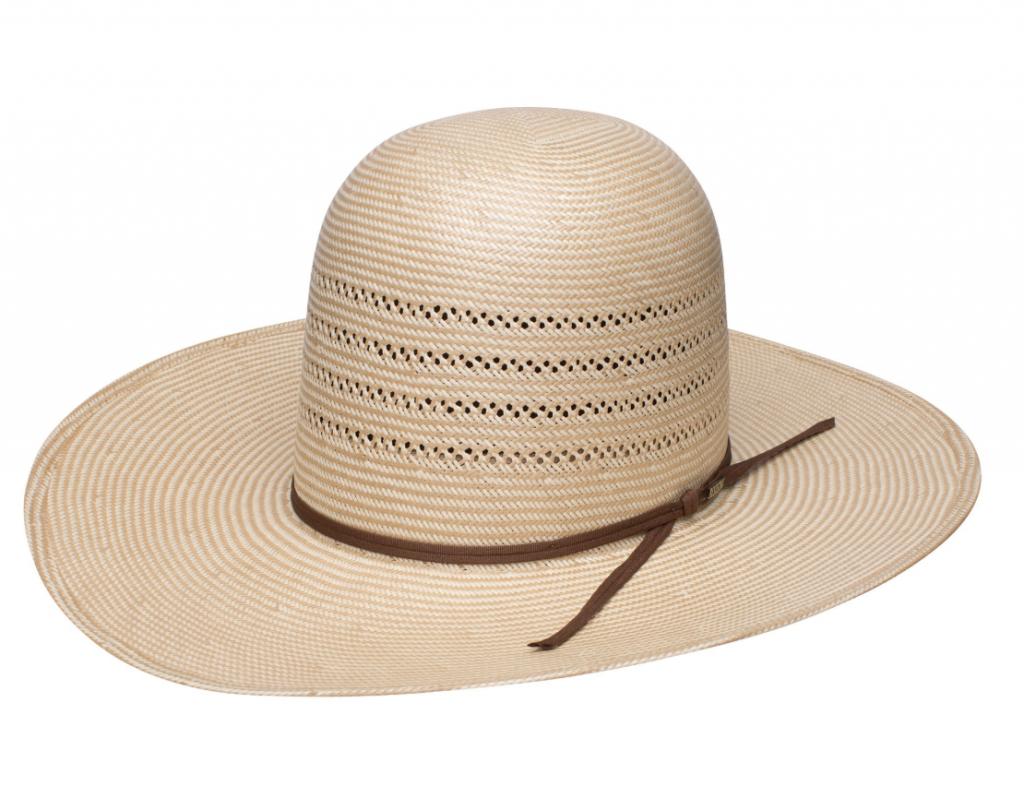 Resistol 20X 4 Corners Straw Hat