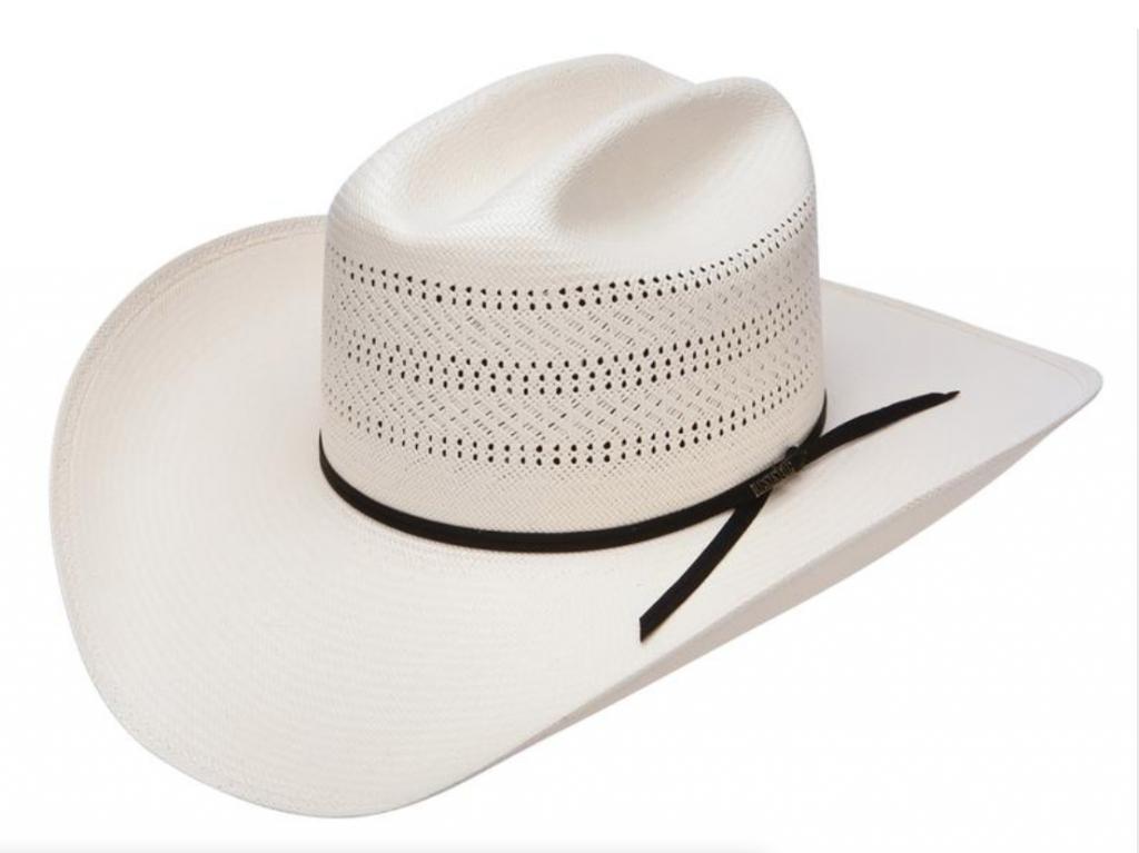 Resistol 10X Chase Straw Hat