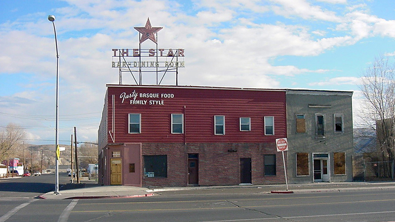 The Star music venue in Elko, Nevada