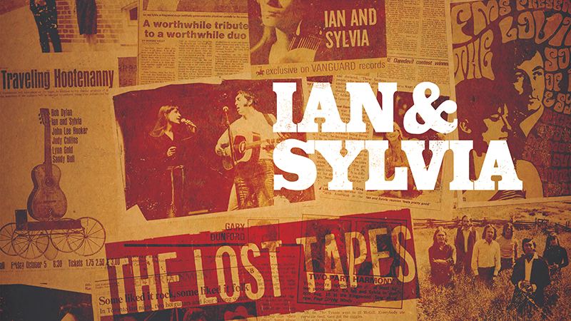 Ian & Sylvia lost tapes album cover