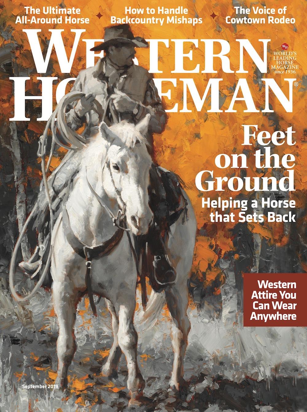 western-horseman-september-2019-cover