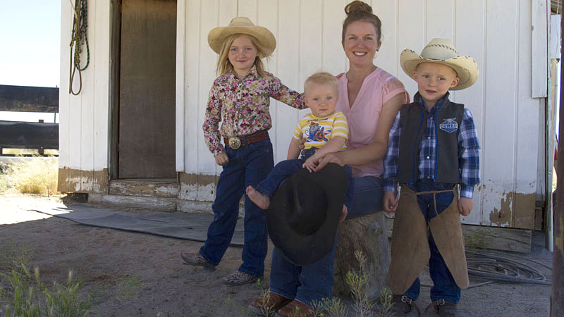 Real Life Ranch Wife blogger Jolyn Young
