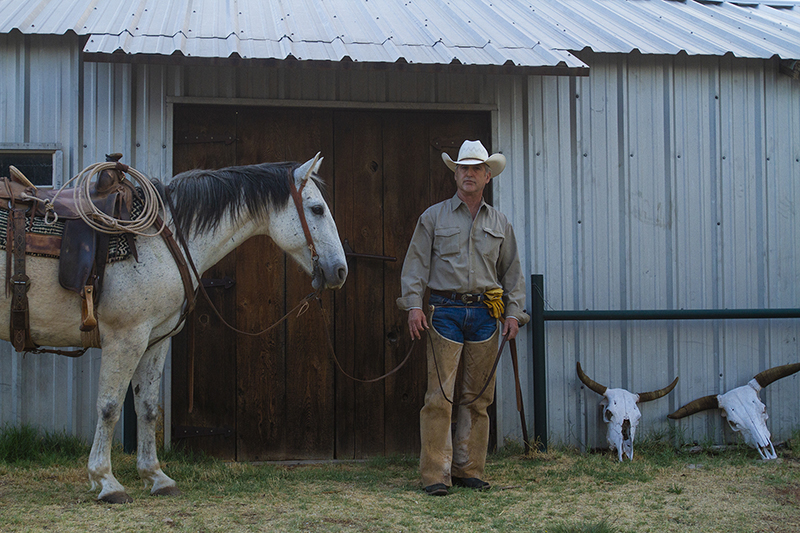George Beggs IV runs Beggs Cattle Company in West Texas.