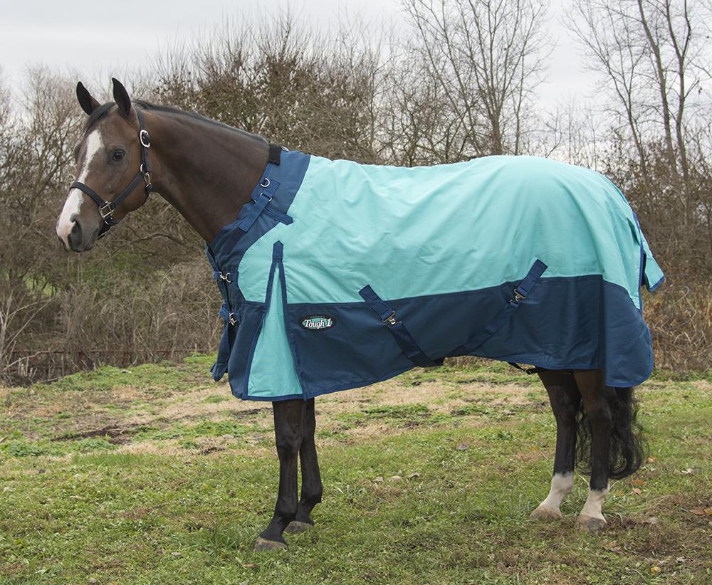 horse wearing tough-1 JTI blanket