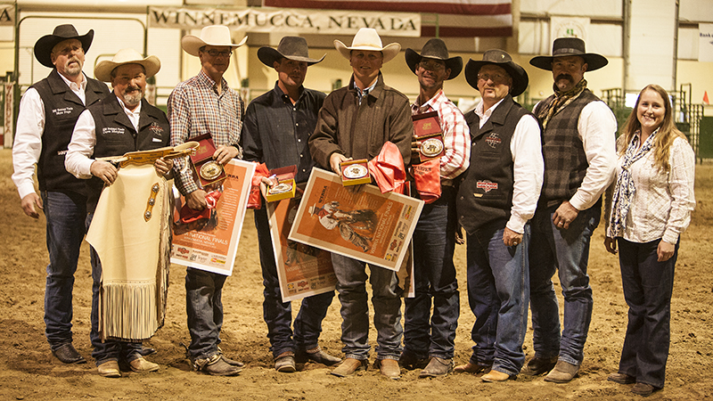 Box-Dot Ranch was the first WSRRA National Finals championship team.